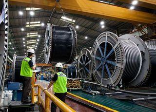 LS전선, 싱가포르서 1000억원 규모 전력케이블 수주
