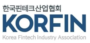 한국핀테크산업협회 로고
