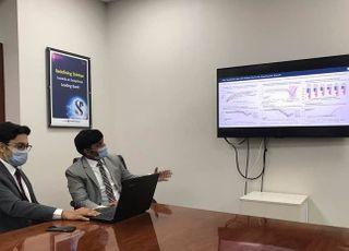 신한은행 인도본부, 뭄바이증권거래소와 웹세미나 개최
