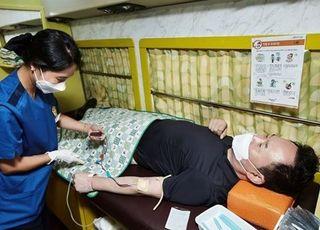 SK실트론, '구성원과 함께하는 행복 헌혈' 시행