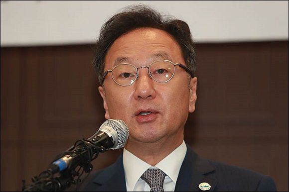 이우석 코오롱생명과학 대표