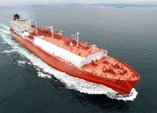 한국조선해양, 올해 첫 LNG선 수주 낭보