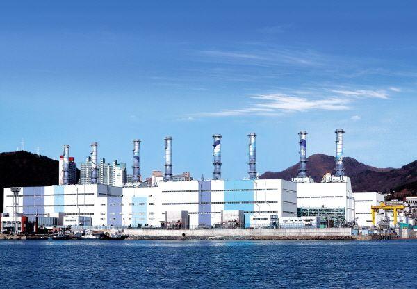 하동화력발전소 ⓒ