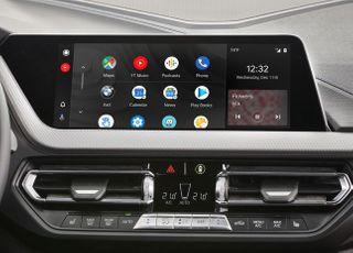 BMW코리아, 플랫폼 무선 'BMW 안드로이드 오토' 출시