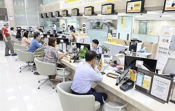 하반기도 은행권 대출 증가율은 고성장을 기록할 것으로 전망된다.ⓒebn