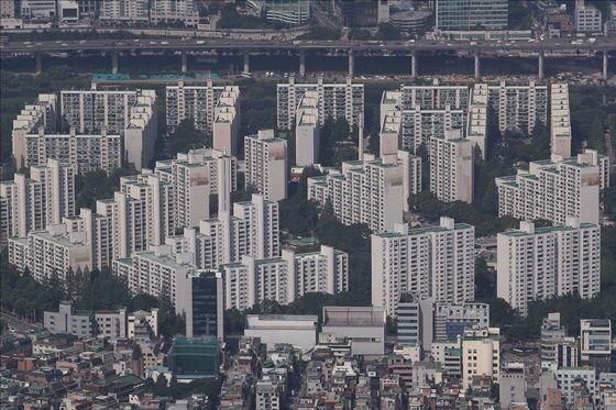 서울 아파트촌 전경, 본문과 무관함.ⓒ데일리안DB