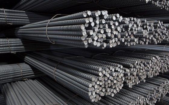 현대제철에서 생산된 철근.ⓒ현대제철