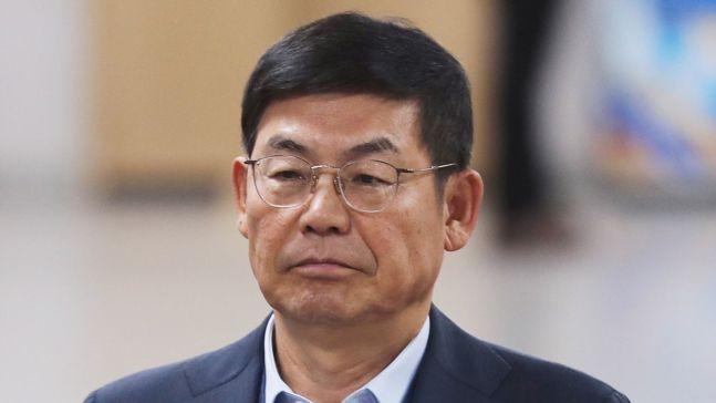 이상훈 전 삼성전자 이사회 의장 ⓒ연합