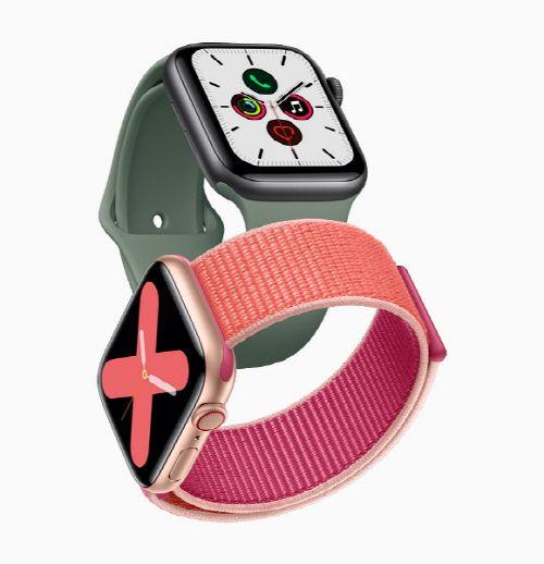 애플워치5.ⓒ애플