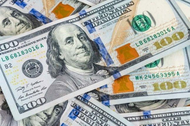 지난달 국내 거주자의 외화예금이 885억달러로 사상 최대치를 기록했다.ⓒ게티이미지뱅크
