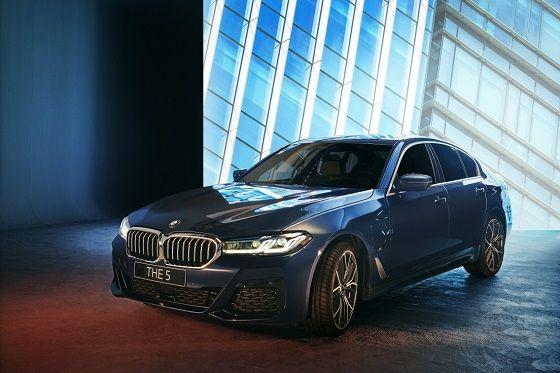 BMW 신형 5시리즈 ⓒBMW코리아