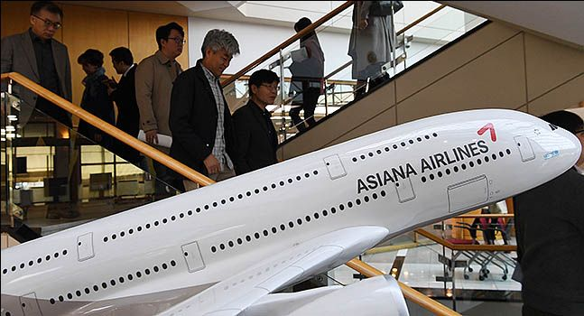 아시아나항공의 매각이 무산되면서 계열사 분리매각 가능성이 제기됨에 따라 6개 계열사 중 어느 회사가 분리매각 1호가 될지 주목된다. ⓒ데일리안