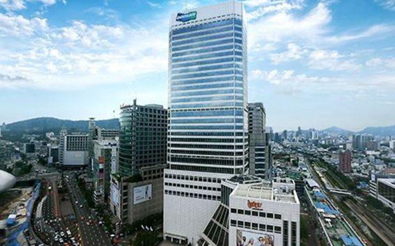 서울시 중구 소재 두산타워. ⓒ두산그룹