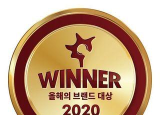 경동나비엔올해의 브랜드 대상 수상