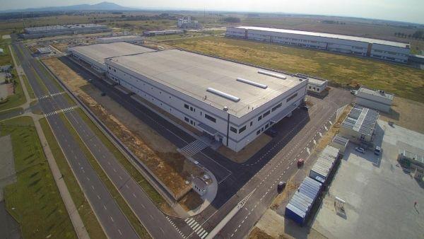 LG화학 폴란드 공장 전경