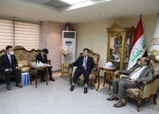 대우건설, 이라크 정부에 코로나 진단키트 기증