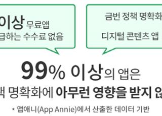 """구글 '30% 앱수수료' 강행…""""가격 인상 우려"""""""