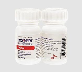 SK바이오팜 세노바메이트(미국 제품명: XCOPRI) 제품 ⓒSK바이오팜