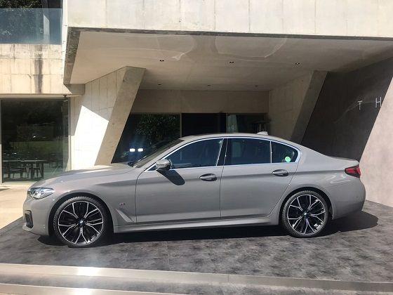 BMW 뉴 540i ⓒEBN