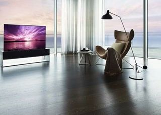 LG전자, 세계 최초 롤러블 TV '시그니처 올레드 R' 국내 시장 출시