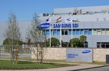 삼성SDI 헝가리 공장 전경 ⓒ삼성SDI